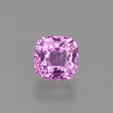 thumb image of 1ct Cushion-Cut Pinkish Violet Sapphire (ID: 448584)