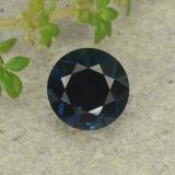 thumb image of 0.6ct Diamond-Cut Blue Sapphire (ID: 449880)