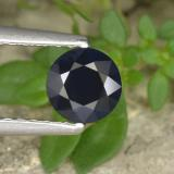 thumb image of 0.6ct Diamond-Cut Blue Sapphire (ID: 449903)