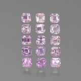 thumb image of 2.5ct Octagon Step Cut Pink Sapphire (ID: 450334)