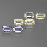 thumb image of 2.3ct Octagon Step Cut Multicolor Sapphire (ID: 450519)
