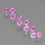 thumb image of 1.6ct Octagon Step Cut Pink Sapphire (ID: 452208)