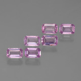 thumb image of 1.9ct Octagon Step Cut Pink Sapphire (ID: 452264)
