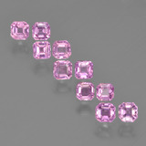 thumb image of 1.6ct Octagon Step Cut Pink Sapphire (ID: 452317)