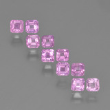 thumb image of 1.6ct Octagon Step Cut Pink Sapphire (ID: 452338)