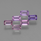 thumb image of 2.1ct Octagon Step Cut Violet Sapphire (ID: 452490)