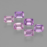 thumb image of 1.8ct Octagon Step Cut Pink Sapphire (ID: 452500)
