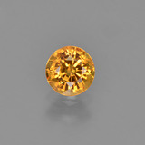 thumb image of 0.7ct Round Facet Yellow Golden Sapphire (ID: 453179)
