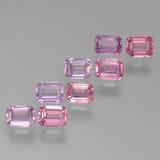 thumb image of 2.1ct Octagon Step Cut Pink Sapphire (ID: 453689)