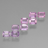 thumb image of 2.1ct Octagon Step Cut Pink Sapphire (ID: 453691)