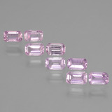 thumb image of 0.4ct Octagon Step Cut Pink Sapphire (ID: 453698)