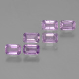 thumb image of 1.9ct Octagon Step Cut Pink Sapphire (ID: 453850)