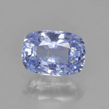 thumb image of 1.1ct Cushion-Cut Light Blue Sapphire (ID: 460887)