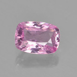 thumb image of 1ct Cushion-Cut Pink Sapphire (ID: 460888)