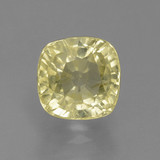 thumb image of 1.4ct Cushion-Cut Yellow Golden Sapphire (ID: 461272)