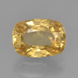 thumb image of 1.1ct Cushion-Cut Yellow Golden Sapphire (ID: 461346)