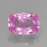 thumb image of 1ct Cushion-Cut Pink Sapphire (ID: 461347)
