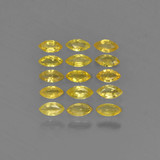 thumb image of 1.4ct Marquise Facet Yellow Golden Sapphire (ID: 462089)