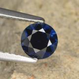 thumb image of 0.6ct Diamond-Cut Blue Sapphire (ID: 467308)