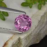 thumb image of 0.7ct Round Facet Rose Pink Sapphire (ID: 468139)