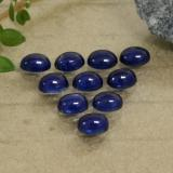 thumb image of 3.1ct Oval Cabochon Blue Sapphire (ID: 471157)