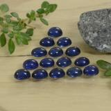 thumb image of 4.5ct Oval Cabochon Blue Sapphire (ID: 471413)