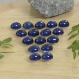 thumb image of 5.6ct Oval Cabochon Blue Sapphire (ID: 471414)