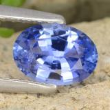 thumb image of 0.8ct Oval Facet Blue Sapphire (ID: 475704)