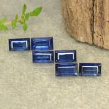 thumb image of 0.4ct Baguette Step Cut Twilight Blue Sapphire (ID: 482638)