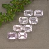 thumb image of 0.3ct Octagon Step Cut Light Pink Sapphire (ID: 493138)