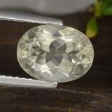 thumb image of 1.9ct Oval Facet Yellow Scapolite (ID: 470384)