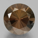 thumb image of 8.7ct Diamond-Cut Brown Smoky Quartz (ID: 456050)