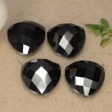 thumb image of 17ct Trillion Rose-Cut Black Spinel (ID: 267554)