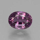 thumb image of 1.1ct Oval Facet Purple Spinel (ID: 283421)