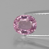thumb image of 1.1ct Oval Facet Pink Spinel (ID: 304512)