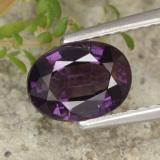 thumb image of 1.4ct Oval Facet Purple Spinel (ID: 314148)