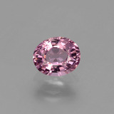 thumb image of 0.9ct Oval Facet Purplish Pink Spinel (ID: 319774)