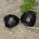 thumb image of 14ct Heart Rose-Cut Black Spinel (ID: 328313)