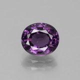 thumb image of 1.4ct Oval Facet Purple Spinel (ID: 402752)
