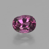 thumb image of 1.1ct Oval Facet Purplish Pink Spinel (ID: 406262)