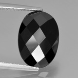 thumb image of 4.9ct Oval Rose-Cut Black Spinel (ID: 426995)