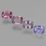 thumb image of 2.5ct Cushion-Cut Multicolor Spinel (ID: 431694)