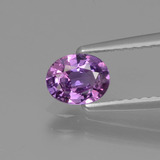 thumb image of 0.6ct Oval Facet Purple Spinel (ID: 440563)