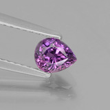 thumb image of 0.7ct Pear Facet Violet Spinel (ID: 440877)