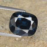 thumb image of 4.6ct Cushion-Cut Grayish Blue Spinel (ID: 467378)