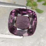 thumb image of 2ct Cushion-Cut Pinkish Purple Spinel (ID: 469604)