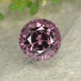 thumb image of 0.7ct Round Facet Rose Pink Spinel (ID: 483170)
