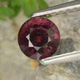 thumb image of 0.7ct Round Facet Red Spinel (ID: 483189)