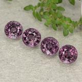 thumb image of 2.6ct Round Facet Purple Pink Spinel (ID: 483439)