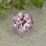 thumb image of 0.7ct Round Facet Light Pink Spinel (ID: 483820)